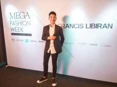 Vivo V7+ influencer Kisses Delavin is Francis Libiran's muse at the MEGA Fashion Week Spring Summer 2018